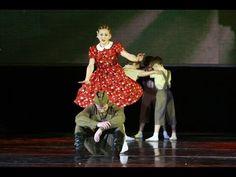 """Позови меня тихо по имени. (About war. Dance). """"Экситон"""" Елены Барткайтис."""