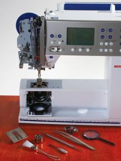 How to Care for Your Sewing Machine - Threads