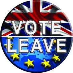 VOTE LEAVE STICKER Brexit, Europe, Eu, Car, Van, Window,
