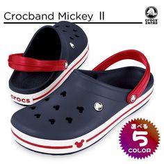 Rakuten: crocband mickey II clock band Mickey II regular article- Shopping Japanese products from Japan