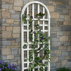 """""""Waverly Trellis"""" by New England Arbors from USA Exterior"""