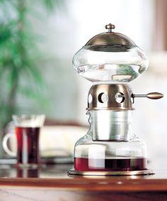 An Über-Cool Cold Coffee Dripper