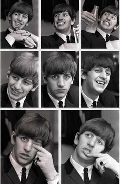 Oh, you know... Just Ringo bein' cute! ❤