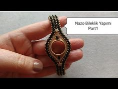 Seed Bead Jewelry, Seed Beads, Beaded Jewelry, Bead Loom Patterns, Beading Patterns, Right Angle Weave, Bracelet Tutorial, Brick Stitch, Beading Tutorials