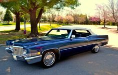 1970 Cadillac Coupe Deville Convertible Maintenance/restoration of old/vintage vehicles: the material for new cogs/casters/gears/pads could be cast polyamide which I (Cast polyamide) can produce. My contact: tatjana.alic@windowslive.com