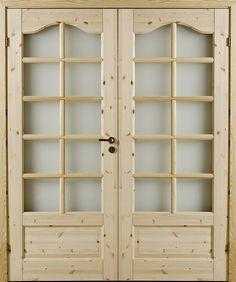 Atle 4 Valv SP10+SP10 - Interior door Made by GK Door, Glommersträsk, Sweden.