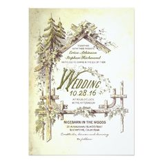 Discount DealsBarn in the Woods Rustic Wedding Invitationsonline after you search a lot for where to buy