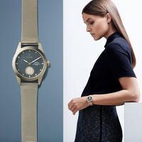 """New to the world models - presenting TRIWA Aska """"Designed to be neat and discrete on your wrist. It's our interpretation of an elegant, classic womens watch without losing out on attitude."""" shop at https://www.triwa.com/en-lb/watches/family/current-collection/ash-aska/"""