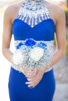 high school senior prom bouquet wedding engagement photography