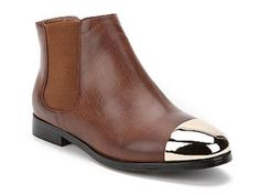 Ecote Metal Chelsea Boot,   $70; urbanoutfitters.com