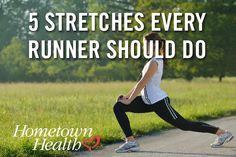 5 Stretches Every Reno Runner Should Do | Hometown Inspired
