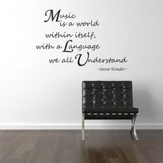 Vinyl Wall aRt! Love this quote!!!