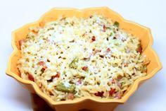 Rotini with Ham - 289 calories per serving