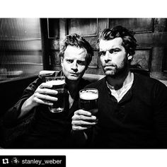 SnapWidget   #Repost @stanley_weber with @repostapp. ・・・ Catching up with the virtuoso Andrew Gower alias Bonnie Prince Charlie... A massive CHEERS to the loveliest cast & crew but also, to the brilliant and most supporting fans ever #Outlander @outlander_starz