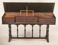 Harpsichord  Arnold Dolmetsch