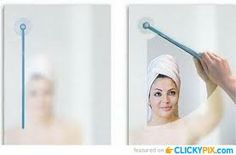 now you can see yourself after you shower