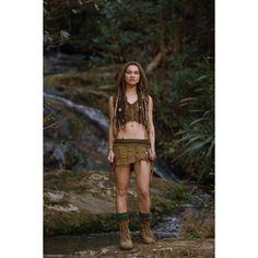 Mini Tarzan Skirt (masala/green) Crochet Boho Wrap Around Gypsy Skirt... ($49) ❤ liked on Polyvore featuring skirts, mini skirts, black, women's clothing, wrap skirts, mini skirt, green wrap skirt, wraparound skirt and cotton gypsy skirt