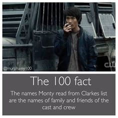 The 100 Facts (@murphamy100) | Instagram photos and videos The 100 Cast, The 100 Show, It Cast, The 100 Grounders, Bellamy The 100, The 100 Quotes, 100 Memes, The 100 Clexa, 100 Fun