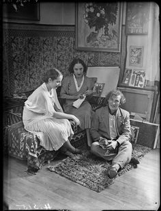 Ida Chagall - Bella and Marc Chagall #art #artists #chagall