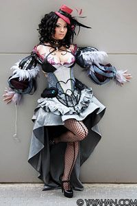 Yaya Han Cosplay | Yaya Han (invitée d'honneur du cosplay)