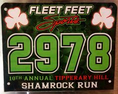 6th 4M - SHAMROCK RUN.  March 7, 2015.  Tipperary Hill, Syracuse, NY.  Time 45:31min (11:23). Running Bibs, Fleet Feet, March 7, Fictional Characters, Fantasy Characters