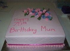 My Fiancee's Grandmother's Cake