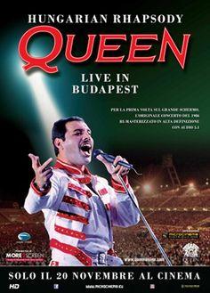 """""""Hungarian Rhapsody"""" il 20 novembre al cinema: vinci i Queen con Carta Giovani!  http://cartagiovani.it/news/2012/11/13/hungarian-rhapsody-vinci-i-queen-con-carta-giovani"""