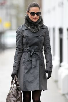 pippa middleton   Pippa Middleton on Daily Trip to Work in Chelsea - HawtCelebs
