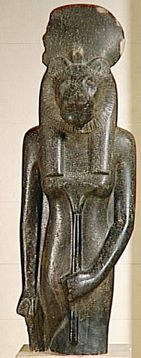 Goddess Sekhmet, Ruler of Serpents and of Dragons