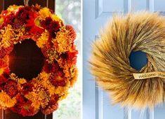 Fitness muffinky bez múky z 3 surovín Wreaths, Halloween, Home Decor, Style, Swag, Decoration Home, Door Wreaths, Room Decor, Deco Mesh Wreaths