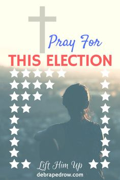 Prayer Changes Things – So Pray Often And With Confidence. #LiftHimUp #DecisionAmericaTour #Trump