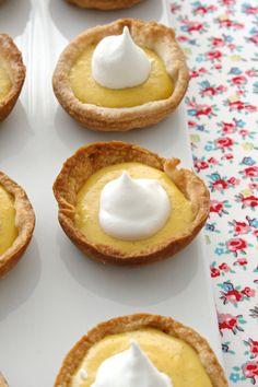 Miniature Carrot Pudding Pies—Modern Easter Dessert Idea!