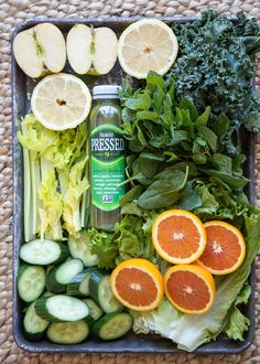 Obsessed // Naked Cold Pressed Juice - -  buy ready-made, or make my own...