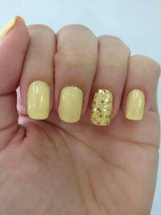 Summer-y nails