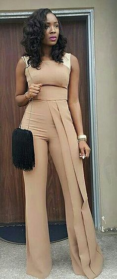 d8e2746b49b2 ♡How to a jumpsuit! At  fablifeoflukky looks amazing in a jumpsuit by   ·  PalazzoTrendy OutfitsClassy OutfitsCute OutfitsFashion OutfitsWomens ...