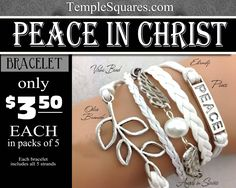On the errand of angels. Multi strand Bracelets - Peace In Christ YW 2018 Young Women LDS Theme White Jewelry Charms New Beginnings, Christmas, Birthday gifts gift Young Women Values, Gifts For Young Women, Birthday Woman, Birthday Gifts, Christmas Birthday, Birthday Ideas, Christmas Gifts, 30 Birthday, Birthday Pictures