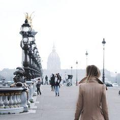 Sunday strolls are always better in Paris! Adventure Awaits, Adventure Travel, Pont Alexandre Iii, Little Paris, Belle Villa, Paris Ville, Travel Goals, Adventure Is Out There, Oh The Places You'll Go