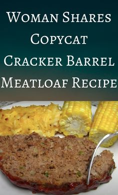 Good Meatloaf Recipe, Meat Loaf Recipe Easy, Meatloaf Recipes, Meat Recipes, Recipies, Cooking Recipes, Healthy Recipes, Beef Dishes, Food Dishes