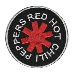 Red Hot Chili Peppers logo hihamerkki