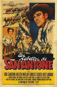 San Antone 1953 Western Movie
