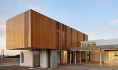 Risultati immagini per legno listelli facciata