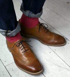 Wainscott Brogues by Jack Willis