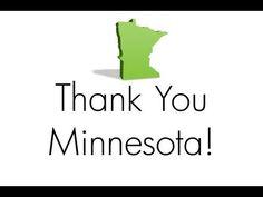 2011 GTMD - Thank You Minnesota