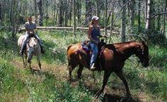 Burke, Vermont via horseback