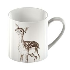 Woodland Animal Collection Deer Mug <3 <3