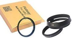9-fotasy-x100kt-49mm-metal-filter-adapter-ring-lens-hood-set