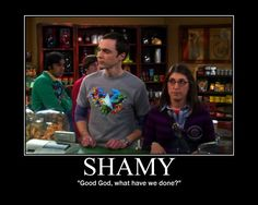 Big Bang Theory Shamy