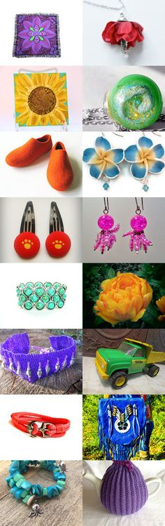 The Colors of CHRIS by Christine S on Etsy--Pinned with TreasuryPin.com