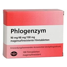 Phlogenzym :uses , side effects , dosages - LORECENTRAL