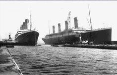 TITANIC as t'il vraiment été couler par un iceberg ?